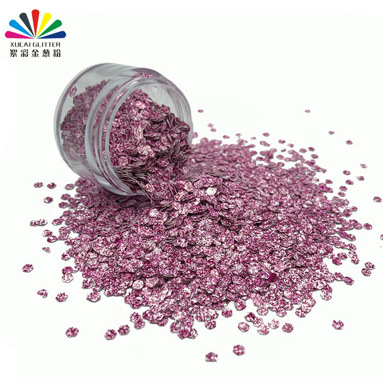 product-Xucai-2020 Cosmetic Bulk Glitter Powder Mixed Chunky Glitter For Decoration-img