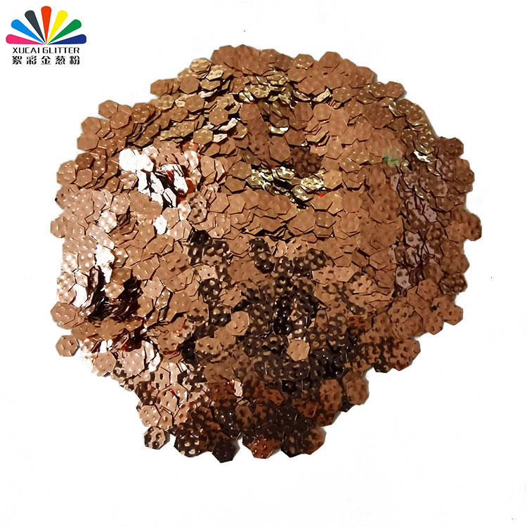 Wholesale 3D Glitter Different Shape Craft Glitter Hot Selling