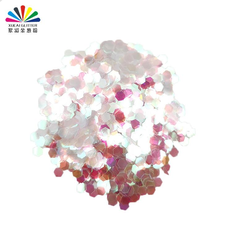 Factory Wholesale Bulk Glitter Powder for Christmas Tree Decorations