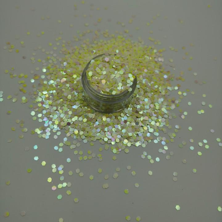 Sparkle New Hexagon Chunky Super Fine Glitter for Tumbler and Crafts
