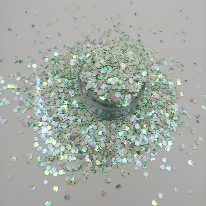 Wholesale Eco Friendly Colour Glitter Powder for Tumbler Crafts