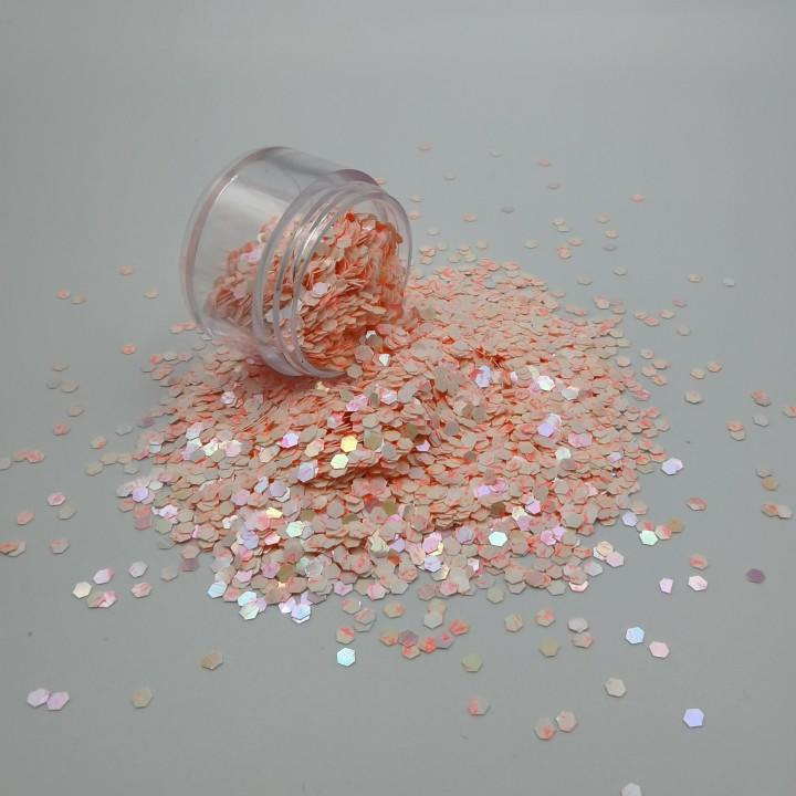 High Temperature Pet UV Color Change Glitter for Leather & Purse