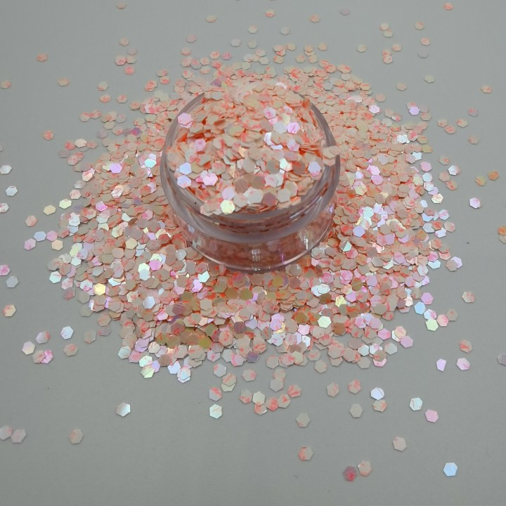product-High temperature PET Gradient glitter powder for Leather Purse-Xucai-img