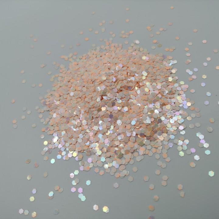Glitter Arts and Crafts with Gradient Color for Craft Gift