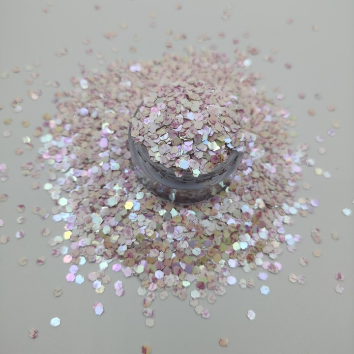 product-Factory price Gradient color glitter powder for Nail Body-Xucai-img