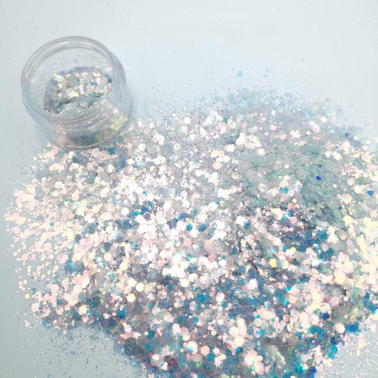 Wholesale High Temperature Nail Glitter Powder Low MOQ