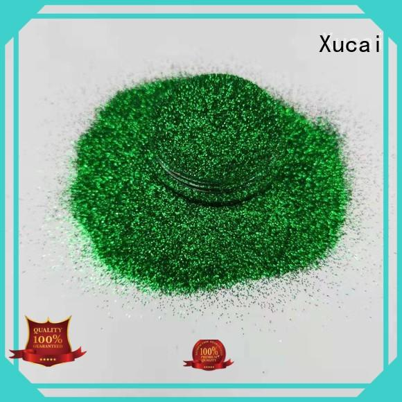 Xucai environment wholesale glitter powder supplier for nail art makeup