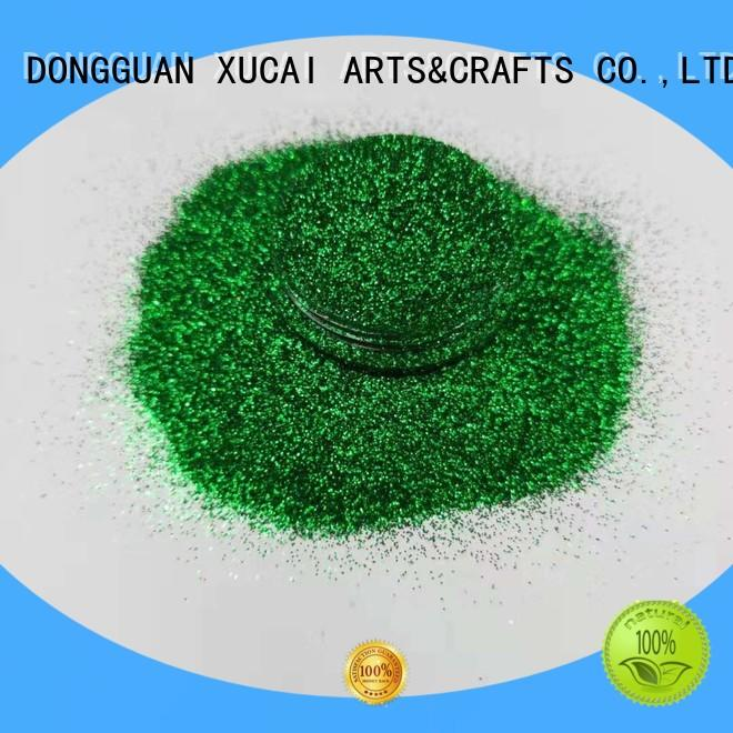 Xucai glow in the dark glitter maker for craft